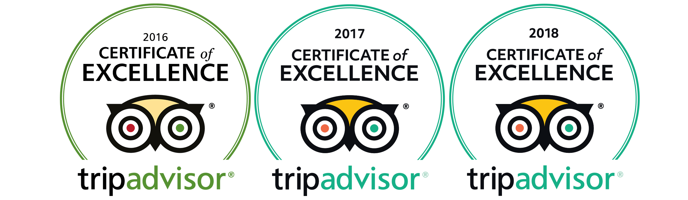 B34 Certificate of Excellence