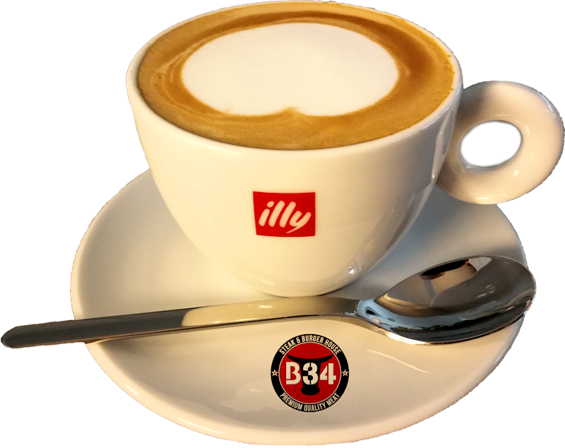 B34 steak, steakhouse, illy brussels, illy coffee bruxelles