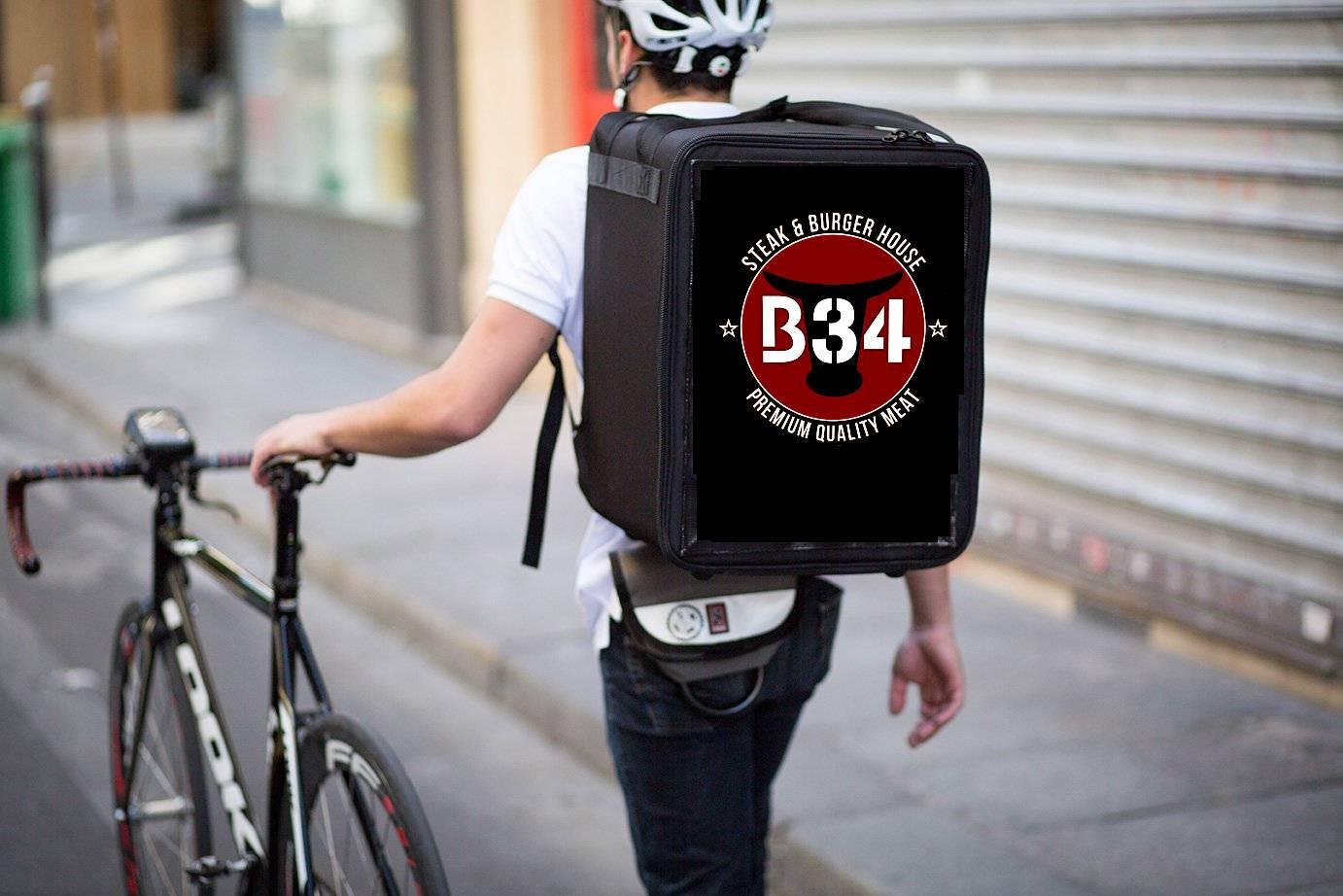 B34 Delivery